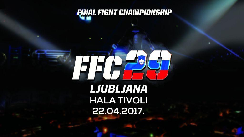 """FFC se vraća u Ljubljanu! Glavna borba K-1 dela """"Mladen Brestovac vs. Dževad Poturak""""!"""