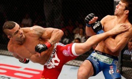 Prisetimo se kako je Vitor Belfort nokautirao Luke Rockholda! (VIDEO)