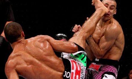Pogledajte ovu odličnu kolekciju MMA nokauta!