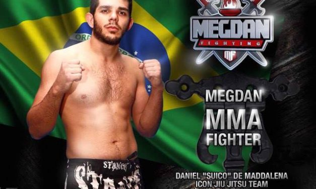 Daniel Maddalena će da se bori na prvoj priredbi MEGDANA!