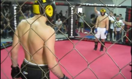 Prisetimo se prve borbe Ahmeda Vile i Tilena Kolariča! (VIDEO)