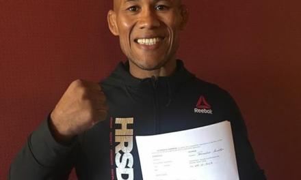 """Ronaldo """"Jacare"""" Souza produžio ugovor sa UFC-om!"""