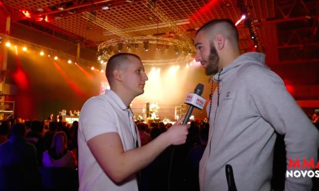 MMANovosti: Intervju sa Markom Radaković nakon sinoćne borbe! (VIDEO)