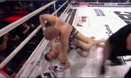 Pogledajte brutalan nokaut Luke Jelčića na FFC29! (VIDEO)