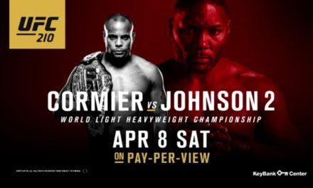"Countdown za ""UFC210"" (VIDEO)"