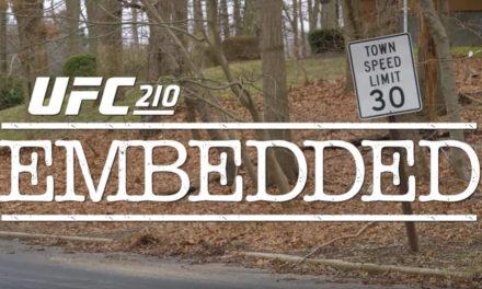 UFC 210 Embedded treći deo! VIDEO)