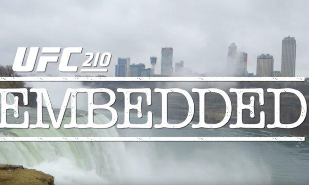 UFC 210 Embedded četvrti deo! (VIDEO)