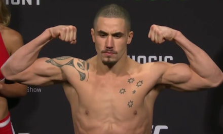 Robert Whittaker: Bisping mi duguje borbu! (VIDEO)