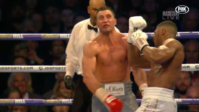 Pogledajte najbolje delove borbe između Joshue i Klička! (VIDEO)