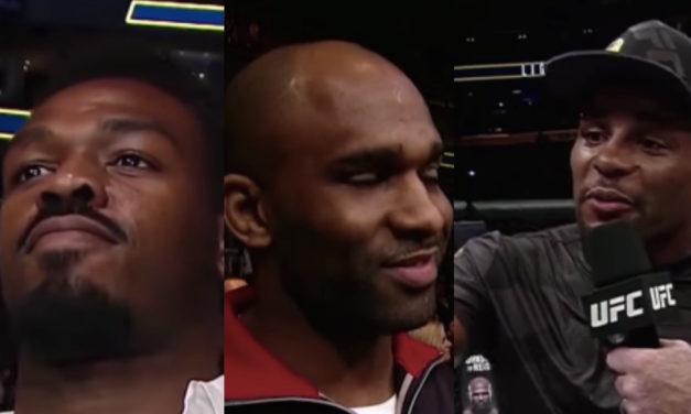 Cormier: Rekao sam Manuwi da zapravo ne želi da se bori samnom, a Jones neka mi se javi kad može da se bori!