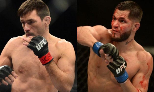 Ko pobeđuje večeras Demian Maia ili Jorge Masvidal?