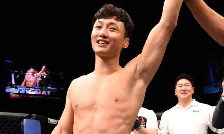 UFC 214: Doo Ho Choi protiv Andre Filia!