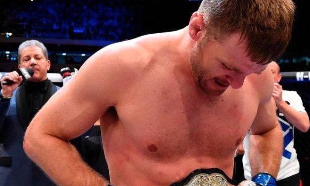 Svi rezultati sa UFC211!