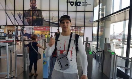 Aleksandar Rakić otputovao u Las Vegas!