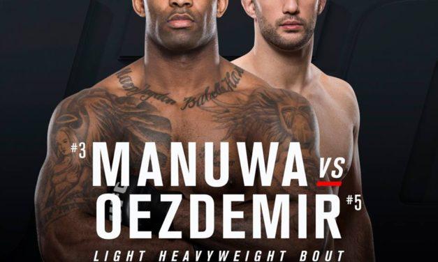 ZVANIČNO! Volkan Oezdemir protiv Jimi Manuwe na UFC214!