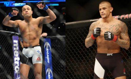Pogledajte završnicu borbe između Eddie Alvareza i Dustina Poiriera! (VIDEO)