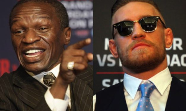 Otac Mayweathera: Prebio bi McGregora! (VIDEO)