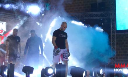 Intervju sa Savom Lazićem u vezi borbe na MFC5 protiv Zlatka Petrovskog! (VIDEO)