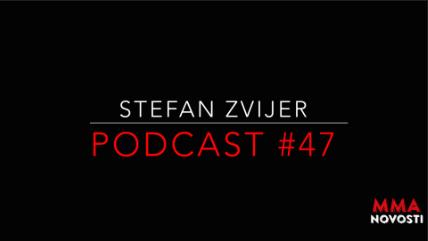 MMANovosti- Podcast #47 – Stefan Zvijer i Zlatko Ostrogonac- plate u MMA-u, budući planovi!