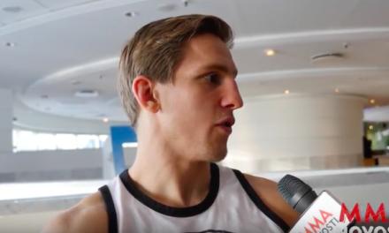 Intervju sa Bojanom Veličkovićem nakon vaganja i sutrašnje borbe! (VIDEO)