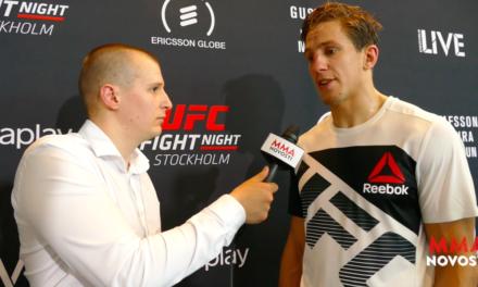 Ekskluzivno! Intervju sa Bojanom Veličkovićem nakon TKO pobede nad Musokeom!