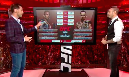 "Pogledajte ""Inside the Octagon"" za  borbu između Jose Alda i Max Hollowaya! (VIDEO)"