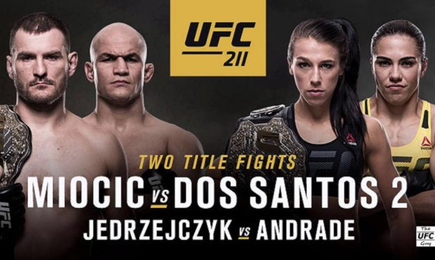 """""""Extended Preview"""" za UFC211! (VIDEO)"""
