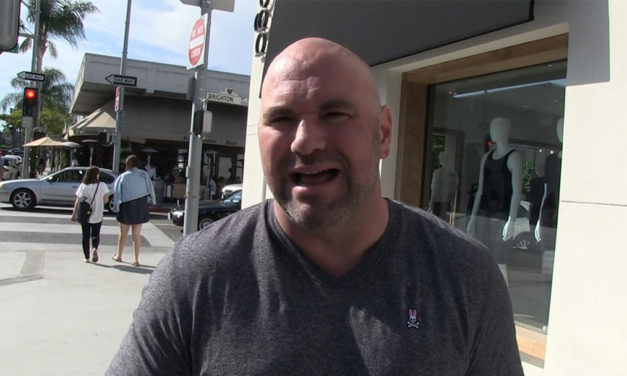 "Dana White: McGregor je najbolji borac sveta, ne Demetrious ""Mighty Mouse"" Johnson! (VIDEO)"