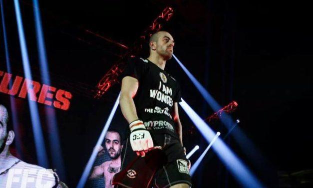 Nemanja Milaković pobedio Dimitrija Džankića tehničkim nokautom u prvoj rundi!
