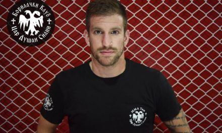 Intervju sa Igorom Krstić nakon pobede na MFC5! (VIDEO)