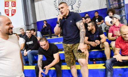 Intervju sa Darkom Stošićem, u vezi borbe u Beogradu na CFL, FFC-a… (VIDEO)