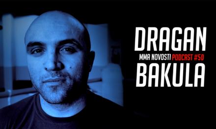 MMANovosti- Podcast #50 – Dragan Bakula i Zlatko Ostrogonac