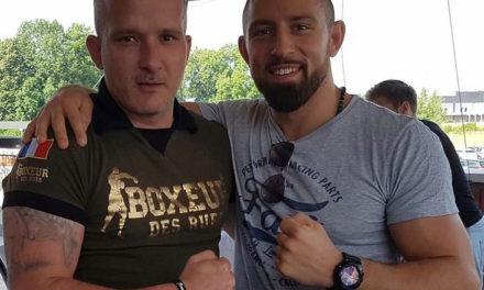 """Intervju sa glavnim čovekom """"Cage Fight Championship Slovenija"""" Rudolf Pavlinom u vezi njihove sledeće priredbe (VIDEO)"""