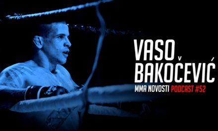MMANovosti- Podcast #52 – Vaso Bakočević i Zlatko Ostrogonac- Poziv od Bellatora, karijeri…