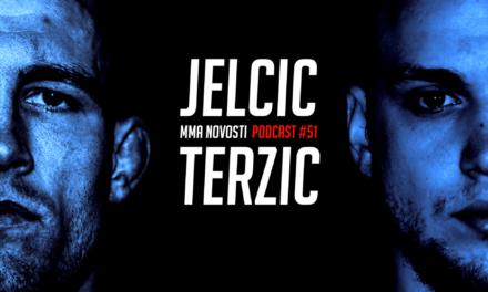 MMANovosti- Podcast #51 – Jelcic, Terzic i Ostrogonac- McGregor vs Mayweather, ishrana…