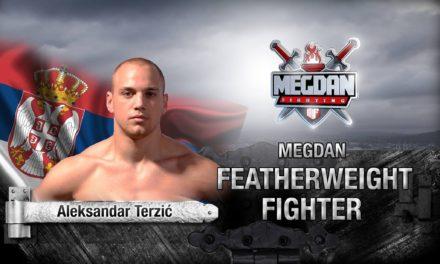 Megdan Fighting objavio da je Terzić poželjan na sledećem eventu u Novembru!