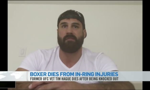 Prva izjava Adam Braidwooda, čoveka koji je nokautirao preminulog Tim Haguesa! (VIDEO)