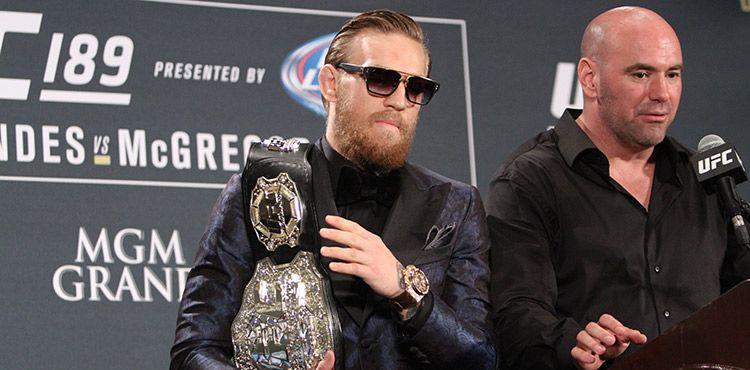 John Kavanagh: McGregor planira da se bori u UFC-u krajem ove godine!