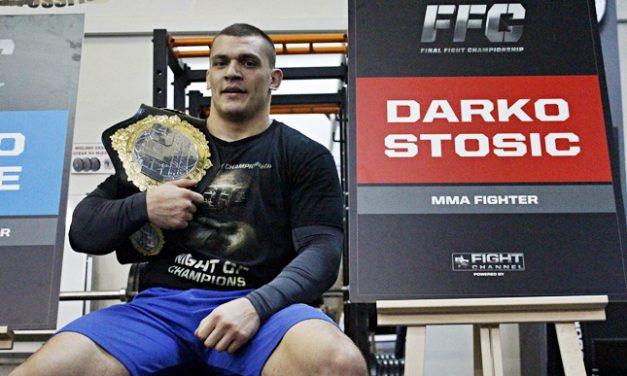 Darko Stošić potvrdio da će se u septembru boriti u Beogradu!