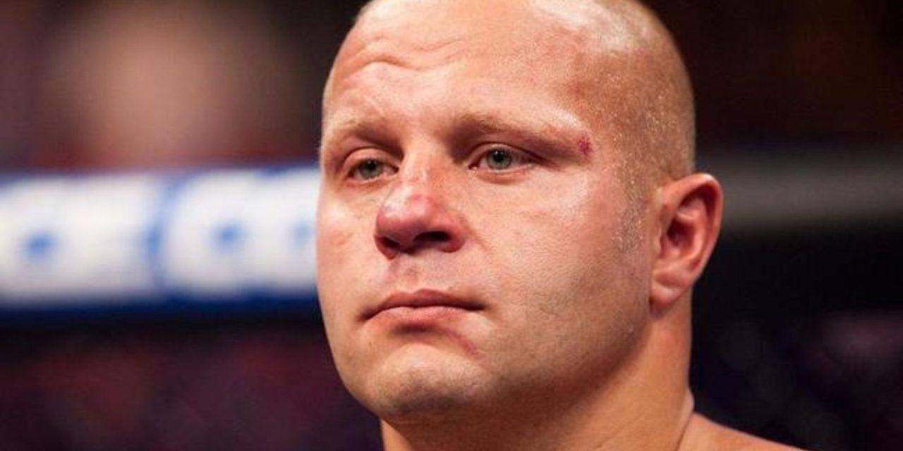 Prisetimo se Fedorove legendarne MMA karijere! (VIDEO)