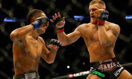 Najbolji delovi borbe između McGregora i Holloway! (VIDEO)