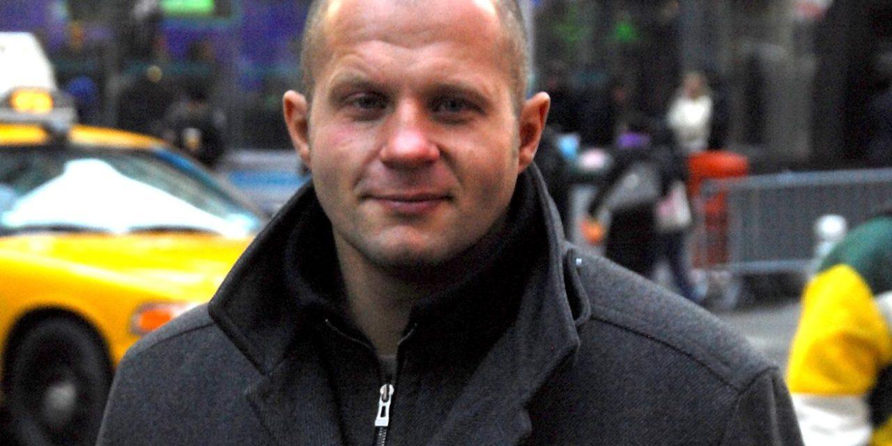 """Fedor u vezi revanša sa Filipovićem: """"Da, ako bi borba bila interesantna fanovima"""" (VIDEO)"""