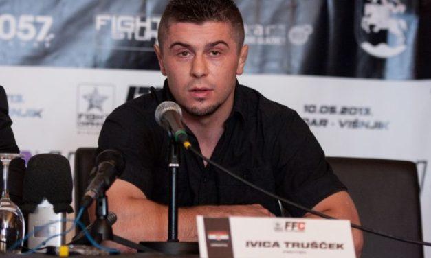 Intervju sa Ivicom Tršček u vezi borbe sa Markom Radakovićem! (VIDEO)