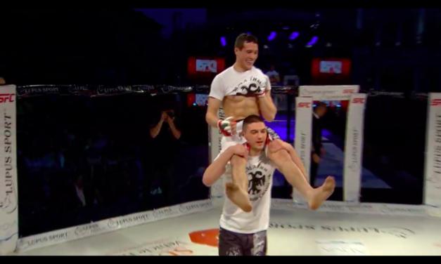 Pogledjate celu borbu i završnicu Borislava Nikolića sa sinoćnjeg SFC5! (VIDEO)
