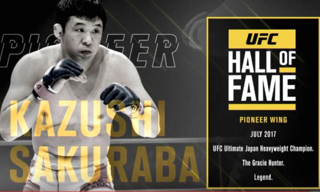 "Kazushi Sakuraba izabran za ""Hall of fame"" UFC-a!"