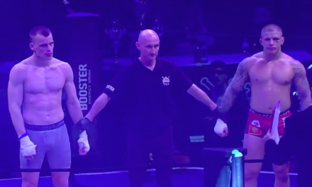 Pogledajte zvaničan snimak borbe Vase Bakočevića i Stefana Zvijera sa MEGDANA! (VIDEO)
