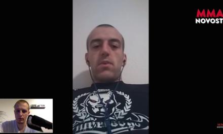 Intervju sa Nemanjom Milaković nakon pobede na MFC5! (VIDEO)