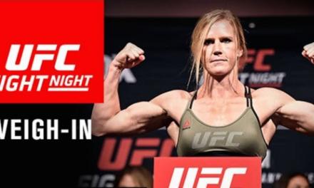 """Gledajte merenje za """"UFC Fight Night Singapore"""" sa početkom od 13:00!"""