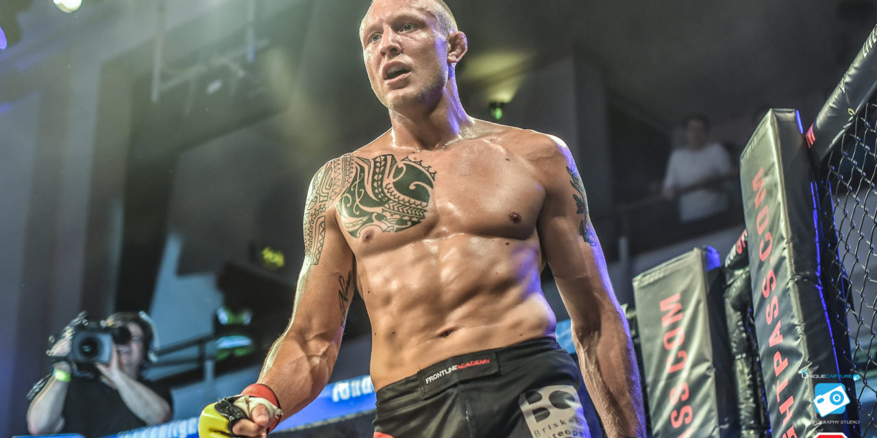 Jack Hermansson protiv Bradley Scotta na UFC Fight Night 114!