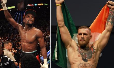 ZVANIČNO! Conor McGregor protiv Floyda Mayweathera 26. avgusta!